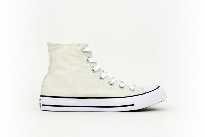Converse All Star Chucks Hi buff / creme weiß