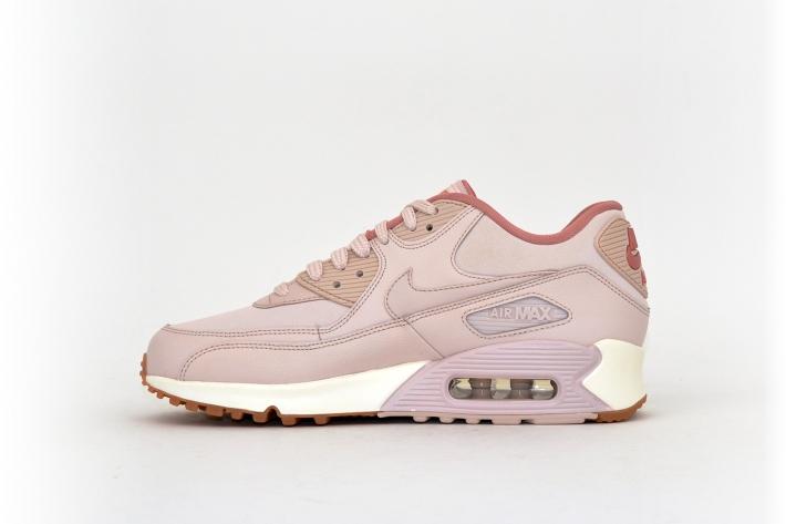 air max damen weiß rosa