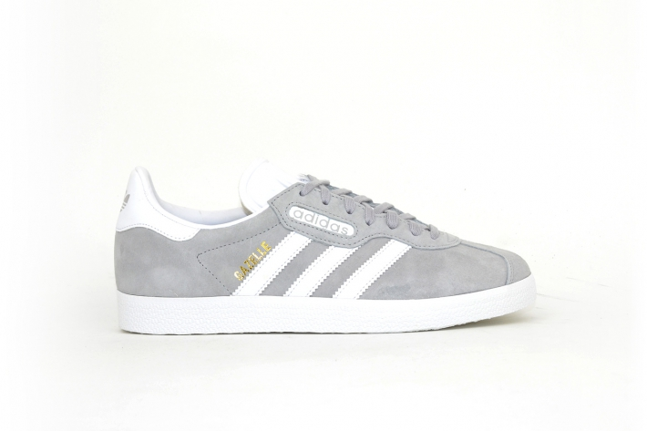 adidas Gazelle Super Essential grey / white / grau