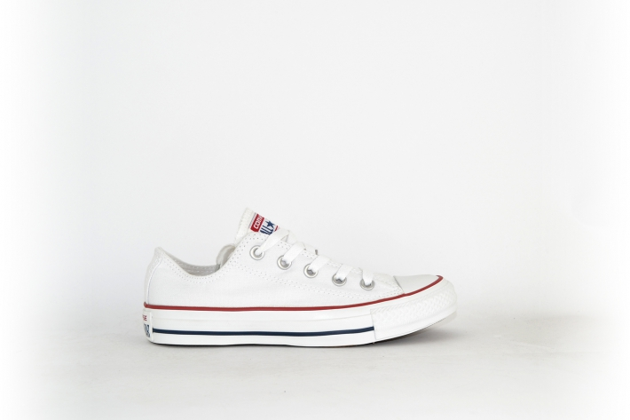 Converse All Star Chucks low white / weiß