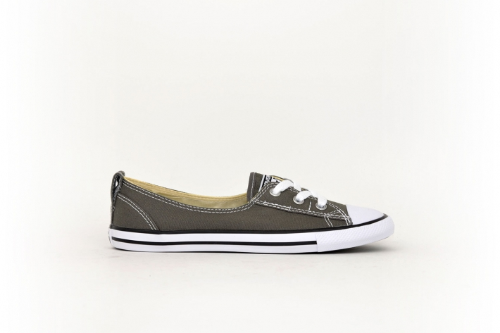 Converse All Star Ballet Lace grau / weiß