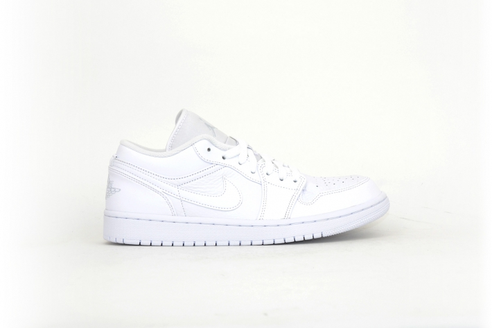 Nike Air Jordan 1 Low weiß