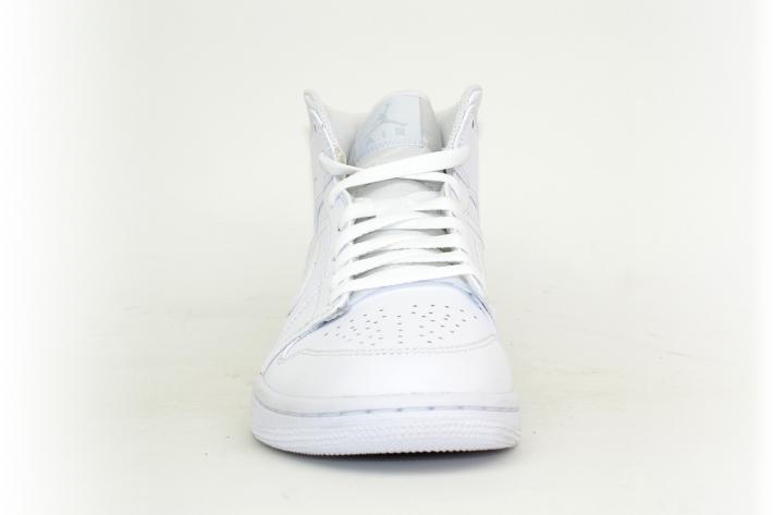best website 2263b 8ccd1 Nike Air Jordan 1 Mid weiß