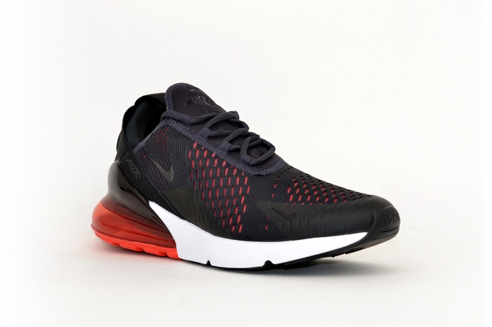Nike AIR MAX 270 schwarz / black / red / rot