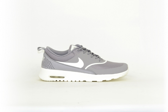 Nike Air Max Thea grey / white / grau / weiß