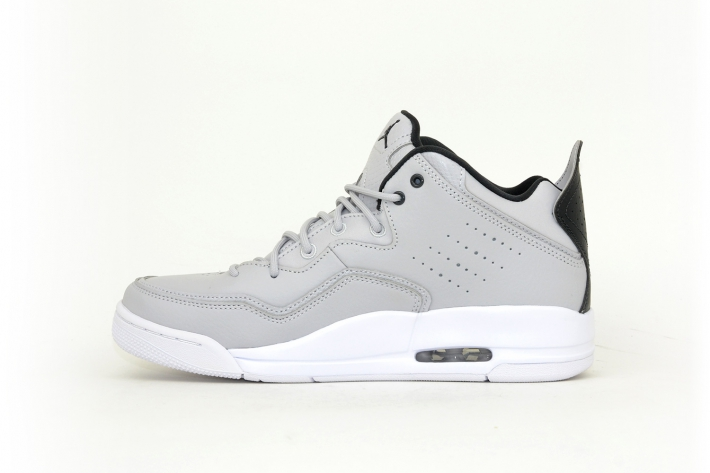 Nike Jordan Courtside 23 wolf grey / black / grau