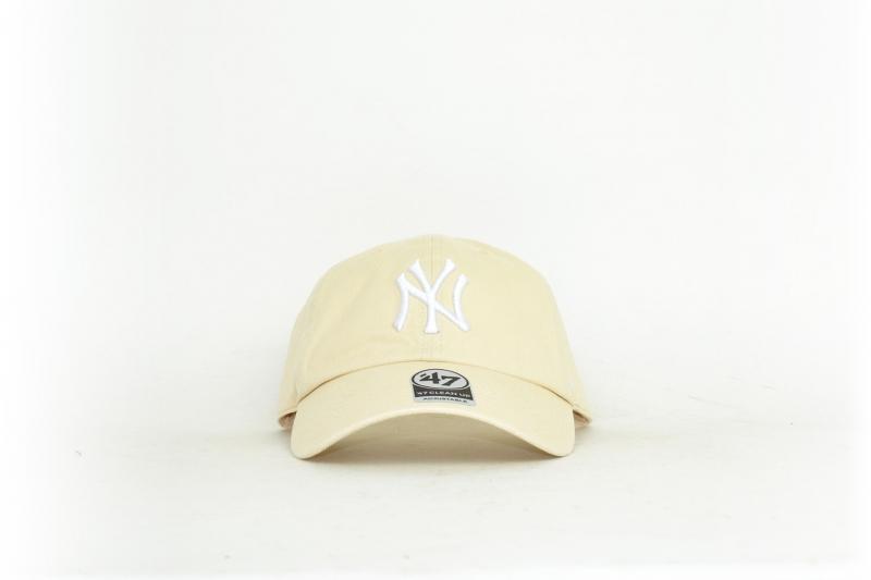 47 Yankees Clean Up Cap natural