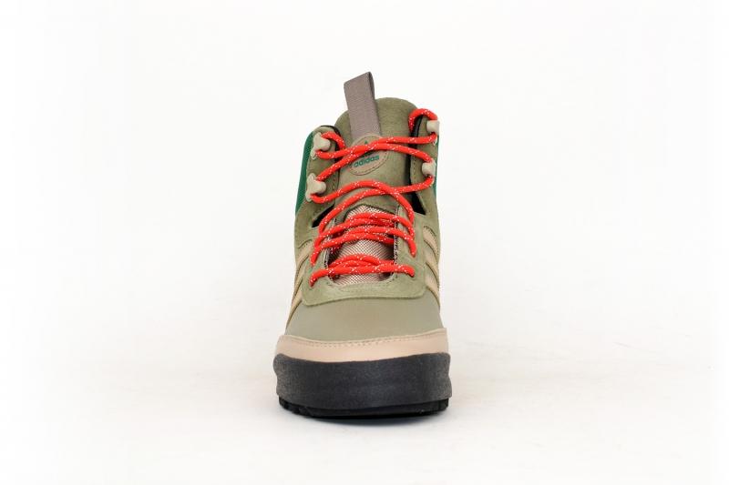adidas Baara Boot braun/grün/rot