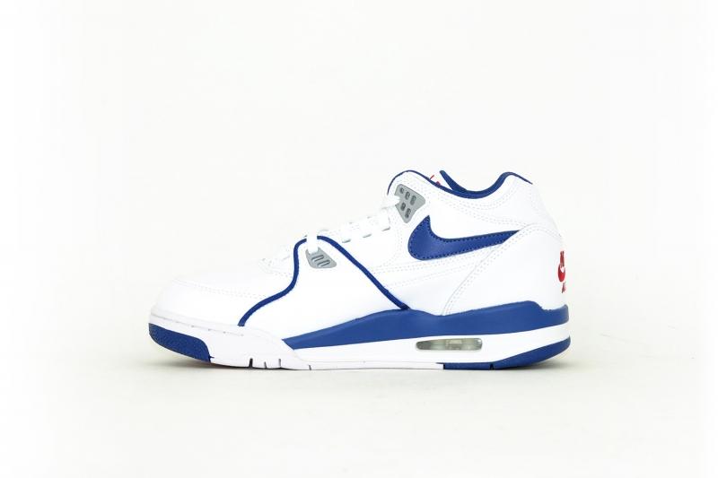 Nike Air Flight 89 weißblau