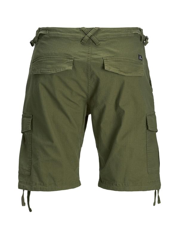 Jack & Jones Alfa Cargo Short khaki