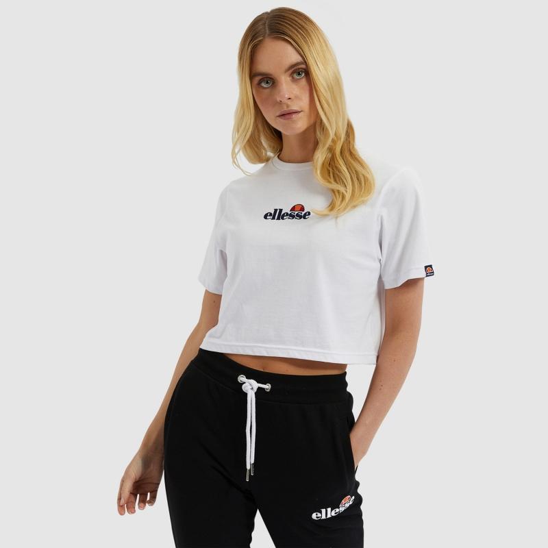 Ellesse Fireball T-Shirt weiß