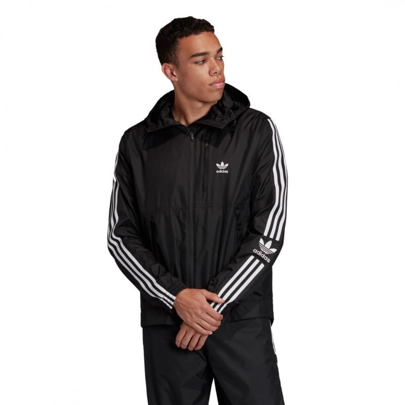 adidas Lock Up Windbreaker schwarz