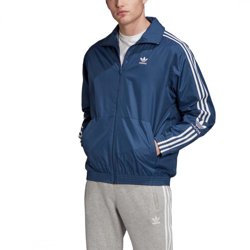 adidas Lock Up Trainingsjacke blau