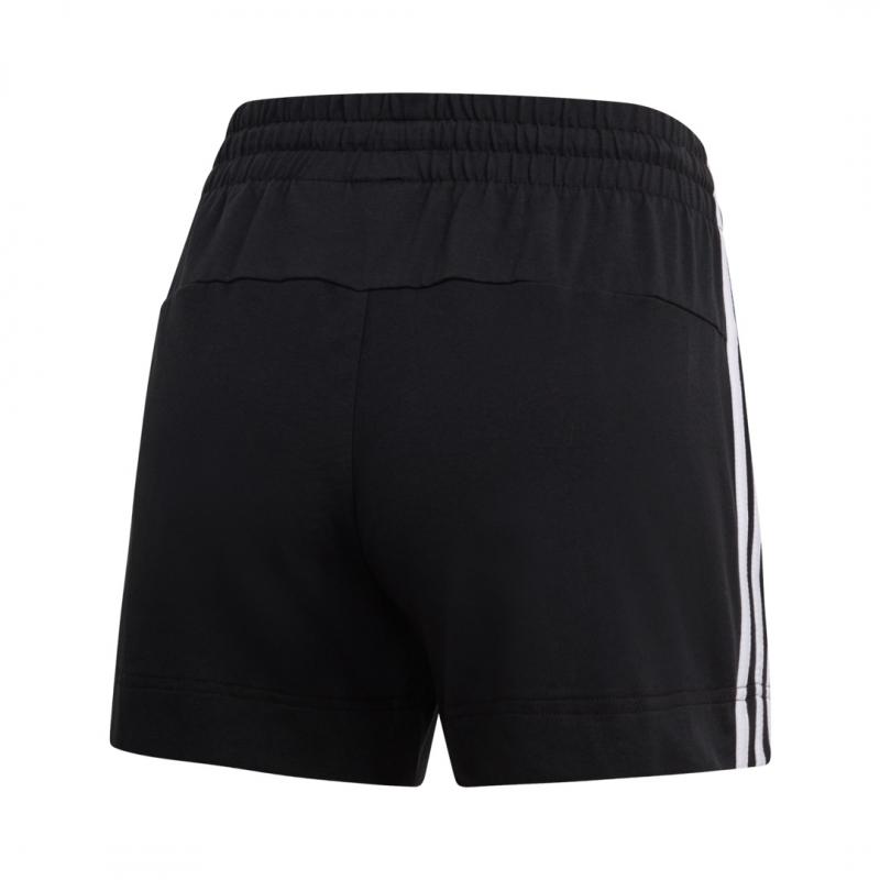 adidas 3 Stripes Short W schwarz