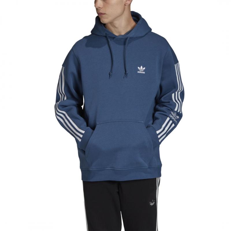 adidas Tech Hoodie marineblau