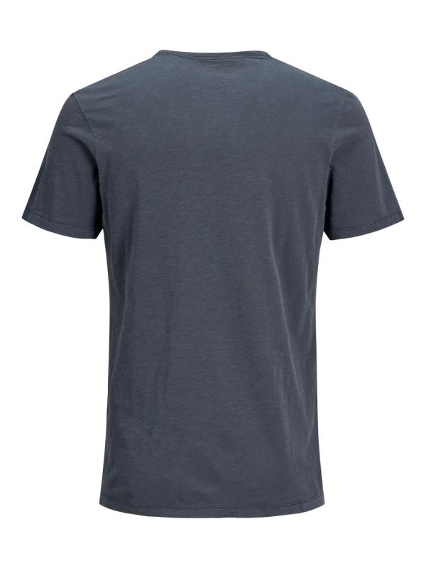 Jack & Jones Split T-Shirt dunkelblau