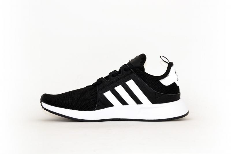 adidas X_PLR schwarz/weiß