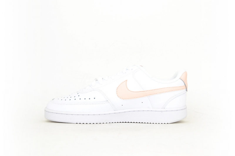 Nike WMNS Court Vision Low weiß/orange