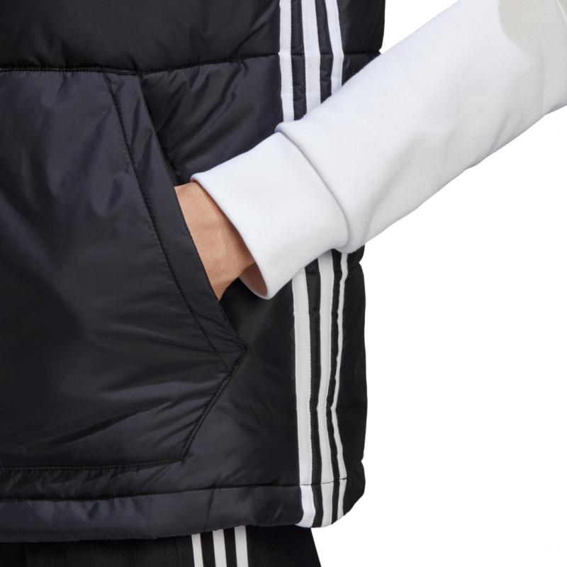adidas Padded Puff Weste schwarz