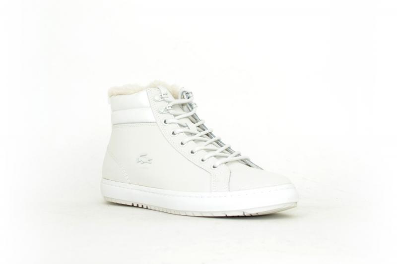 Lacoste Straightset Boot weiß