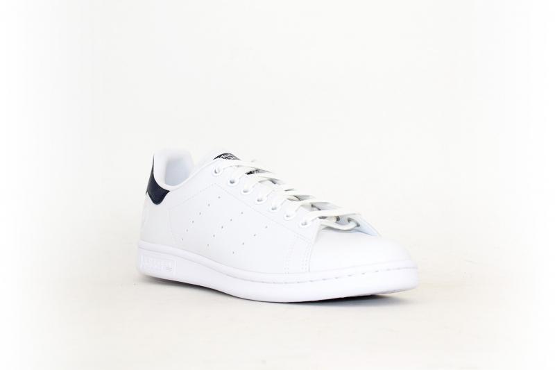 adidas Stan Smith Vegan weiß/navy