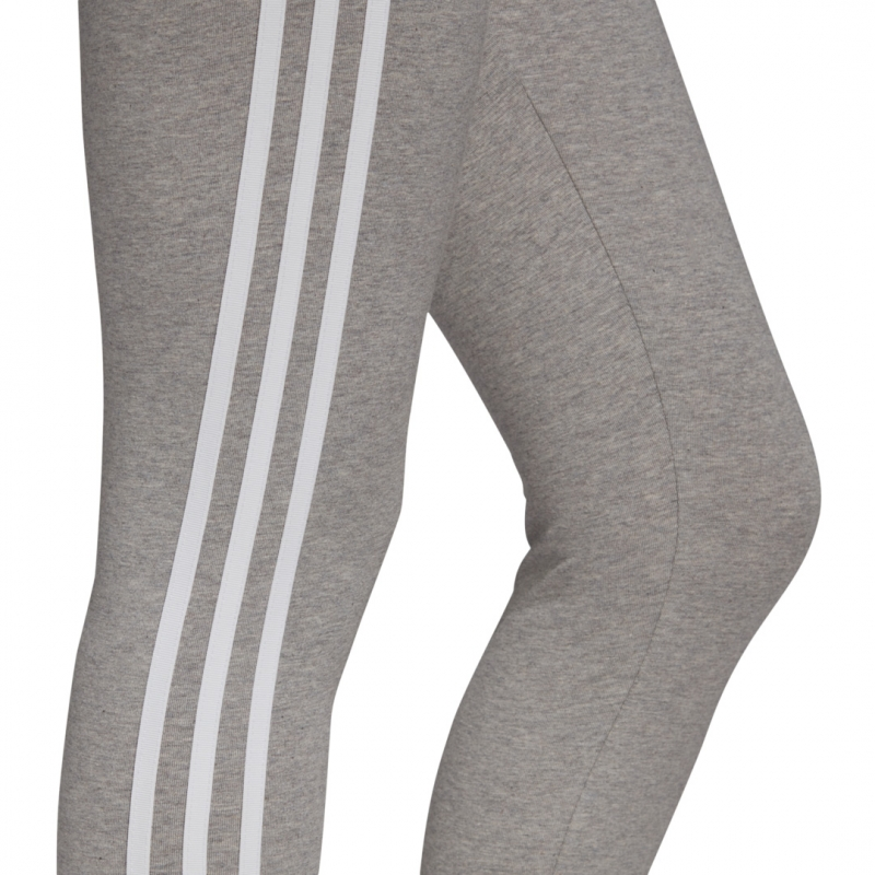 adidas 3 Stripes Tight grau