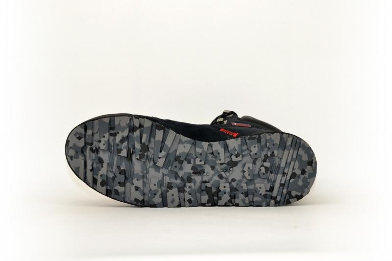 adidas Terrex Snowpitch schwarz / rot