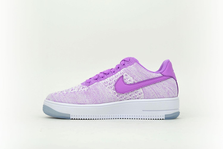 Nike Damen Air Force 1 Ultra Flyknit pink / weiß