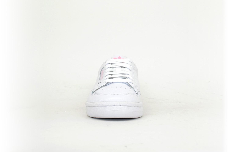 adidas Continental 80 Woman weiß / rosa