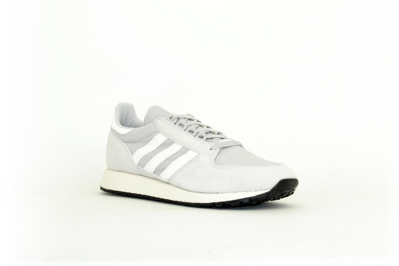 adidas Forest Grove weiß / grau