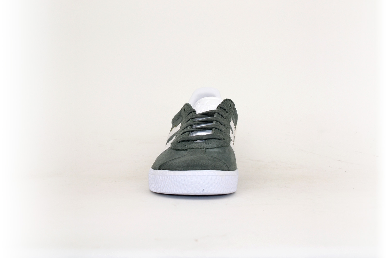adidas Gazelle grau / grün