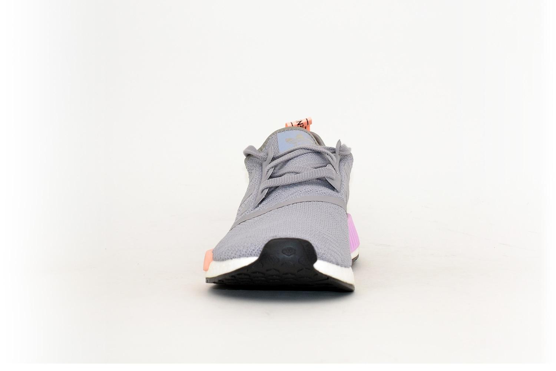 adidas NMD R1 W grau / rosa / orange