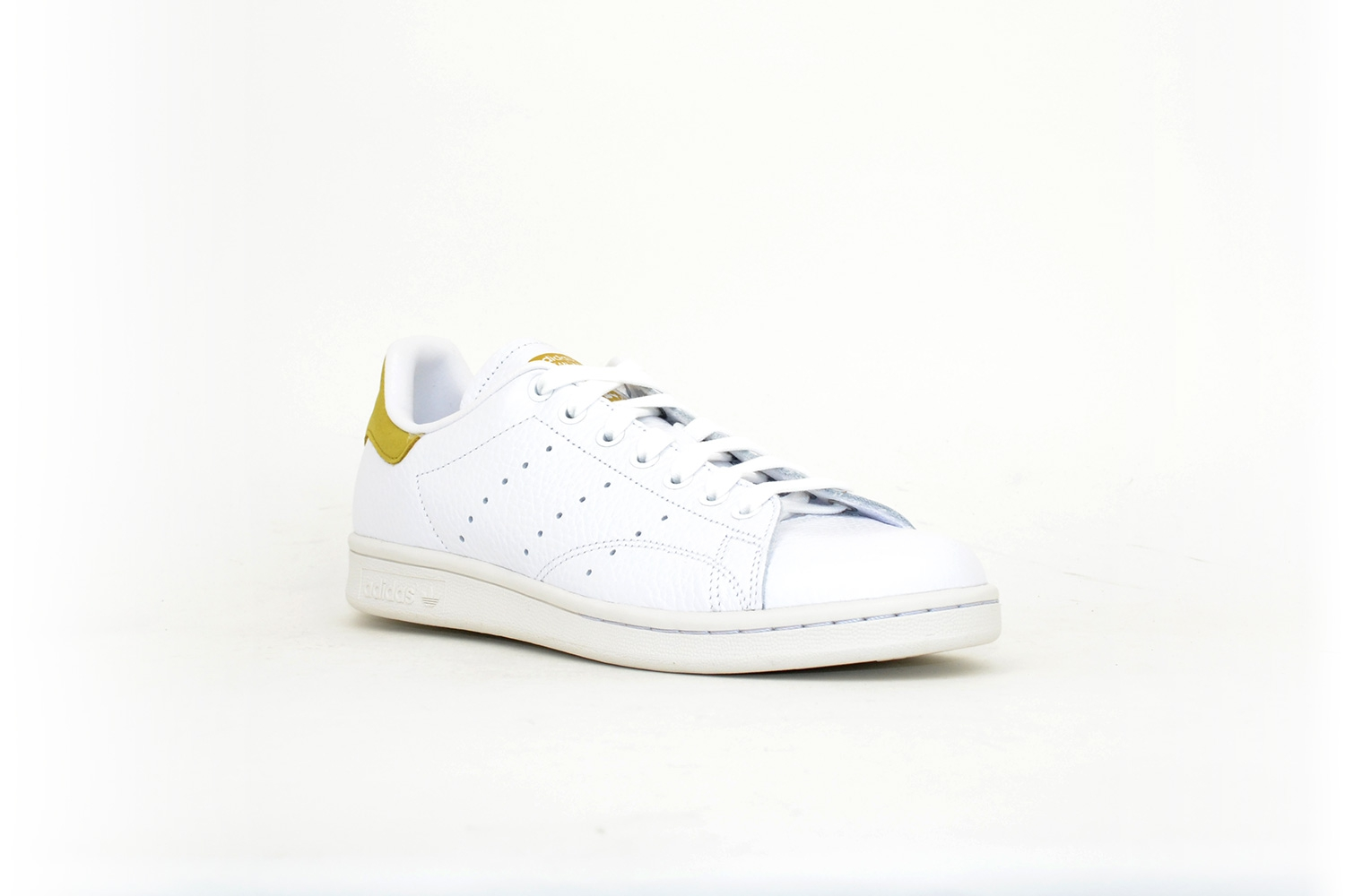 adidas Stan Smith weiß / gelb