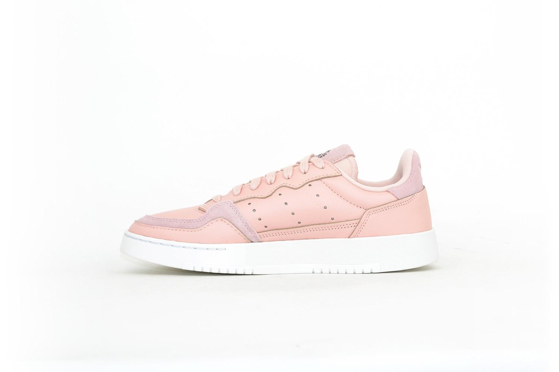adidas Supercourt W rosa leder