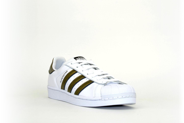 adidas Originals »Superstar W 1« Sneaker, Weiches Obermaterial aus Leder online kaufen | OTTO
