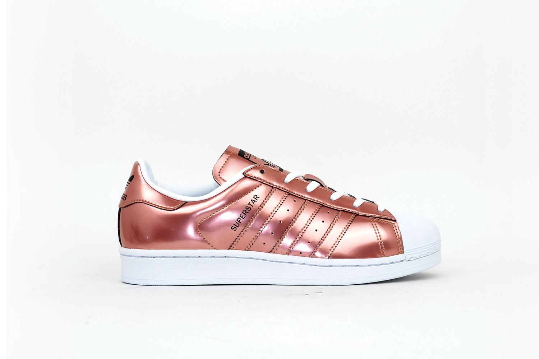adidas Damen Superstar rose bronze edition 36 - f-low-s b1f4eb721a