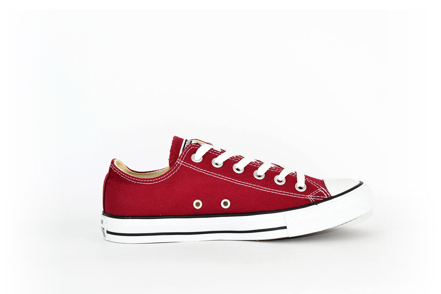 converse all star chucks flach maroon weinrot f low s. Black Bedroom Furniture Sets. Home Design Ideas