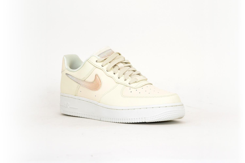 Nike Air Force 1 Premium beige / glitter