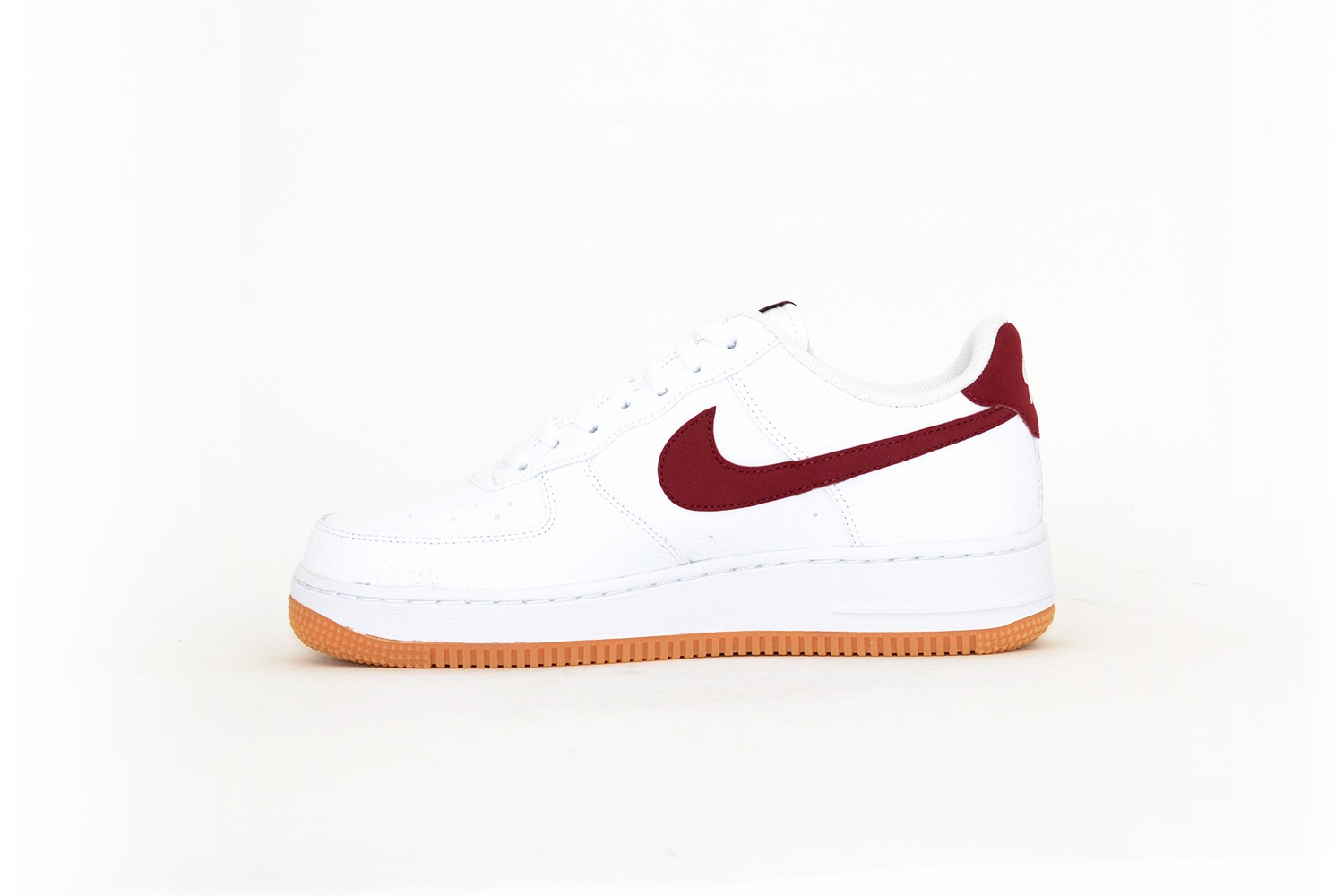 Nike Air Force 1 07 2 weiß / rot / gum