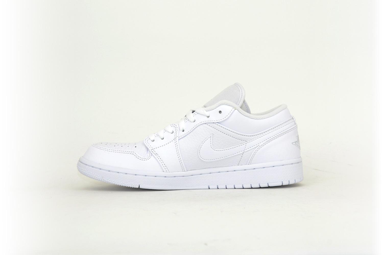 Nike Air Jordan 1 Low weiß