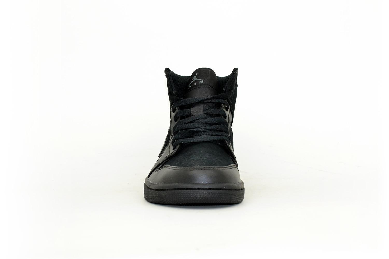 Nike Air Jordan 1 Mid schwarz / schwarz
