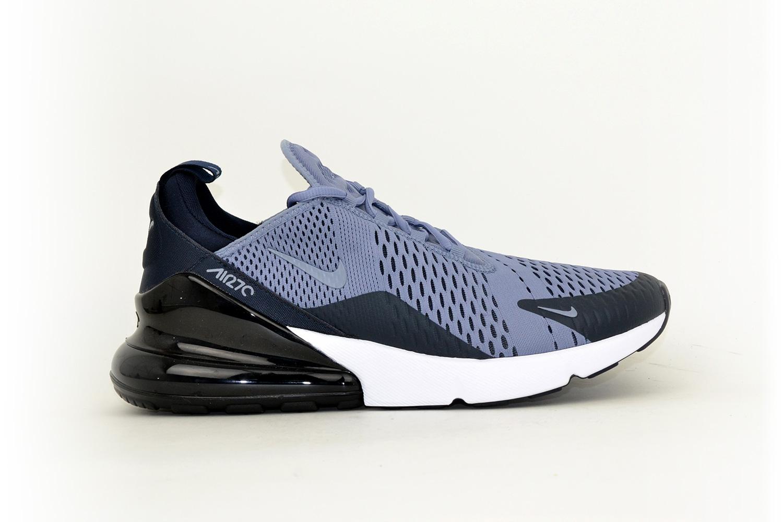 Nike Air Max 270 Knit Jacquard (schwarz) Sneaker bei