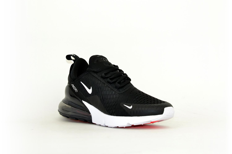 Nike Air Max 270 schwarz / weiß