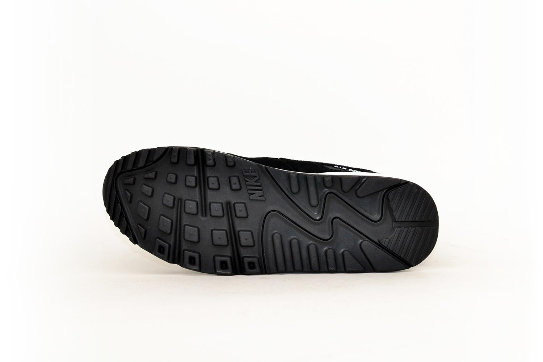 Nike Air Max 90 grau / schwarz