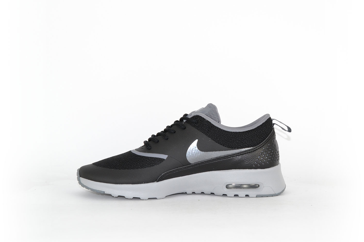 nike damen air max thea schwarz grau f low s dein. Black Bedroom Furniture Sets. Home Design Ideas