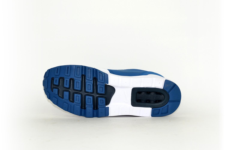 nike air max 1 essential blau weiß