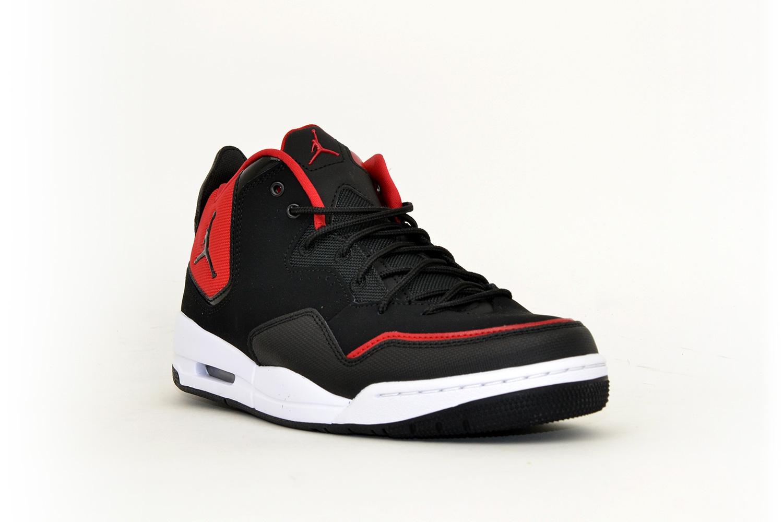 Nike Jordan Courtside 23 schwarz / rot