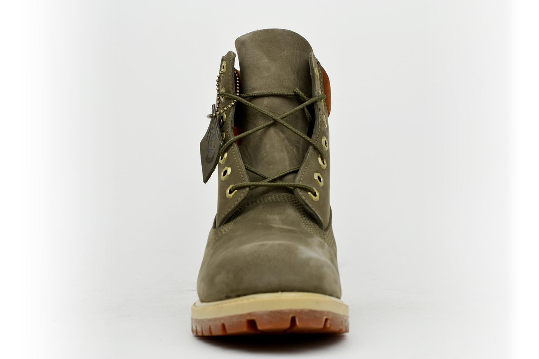Timberland 6inch Premium Boot oliv / braun