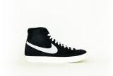 Nike Blazer Mid 77 Suede schwarz/weiß