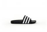 adidas Adilette schwarz/weiß